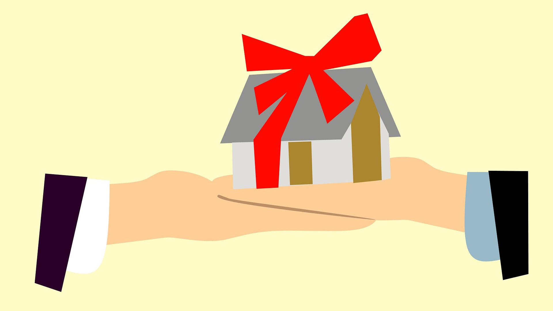 La donazione di immobili unycasa agenzia immobiliare for Donazioni immobili ai figli